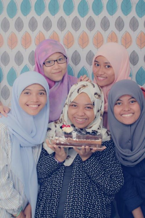 Dini aka Memang's 20th Birthday!